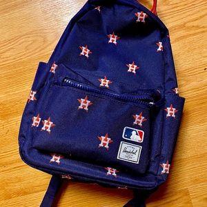 Hershel Houston Astros Mini Backpack